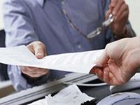 Справка об открытии расчетного счету